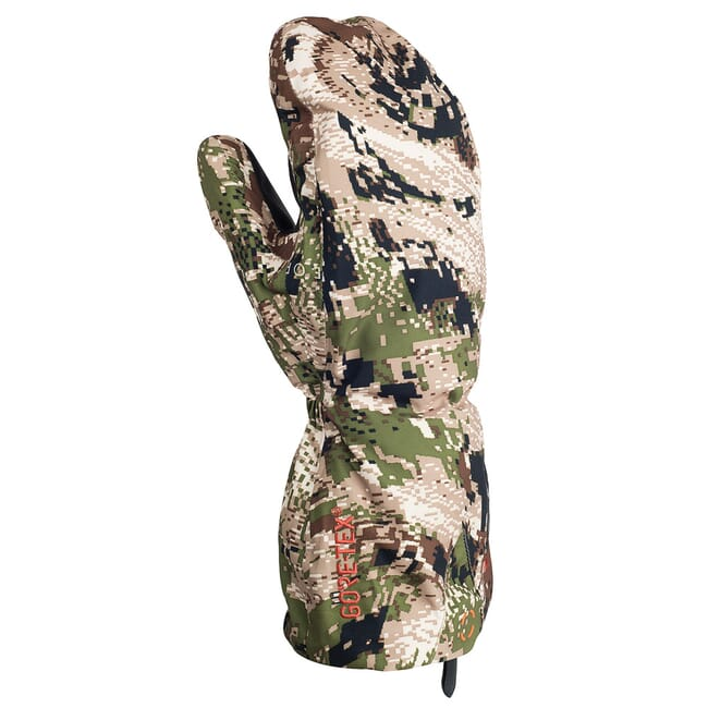 Sitka Subalpine Blizzard GTX Mitten Optifade Subalpine Medium 90230-SA-M
