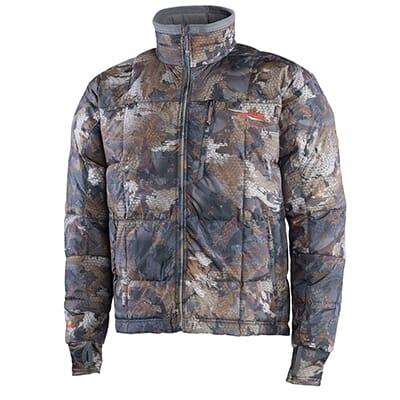 Sitka Timber Farenheit Jacket Optifade Timber Extra Large Tall 30037-TM-XLT