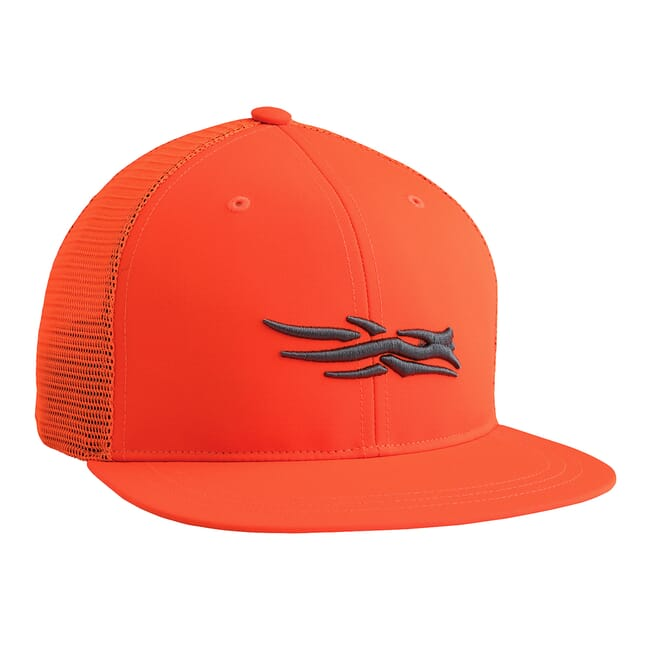 Sitka Sitka Trucker Blaze Orange One Size Fits All 90188-BL-OSFA