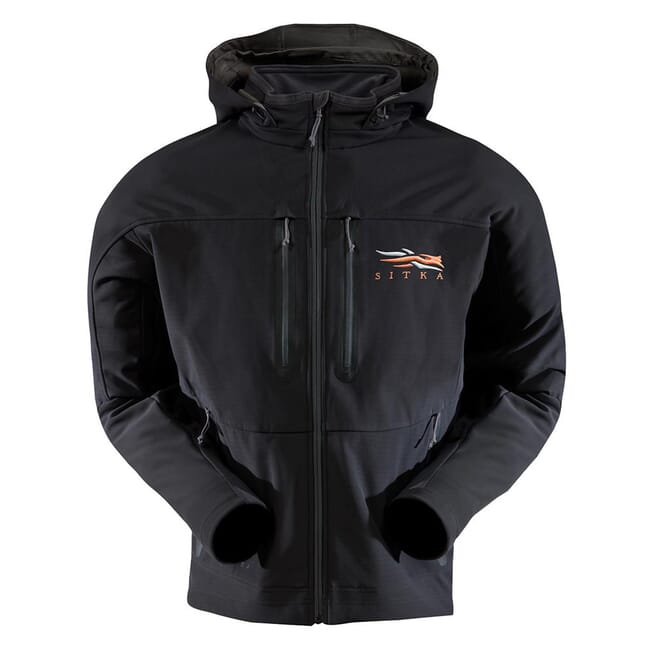 Sitka Jetstream Black Jacket 50125 Sitka-50125-BK-PARENT