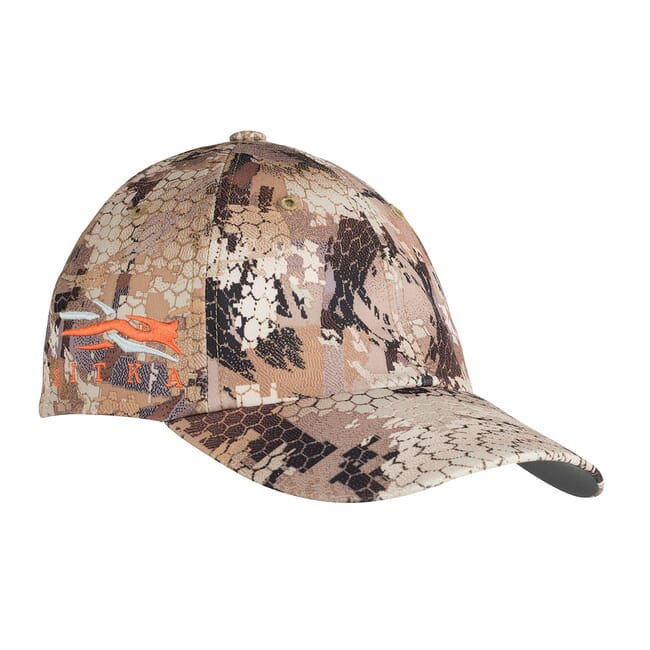 Sitka Marsh Sitka Cap W/Side Logo Optifade Waterfowl One Size Fits All 90102-WL-OSFA