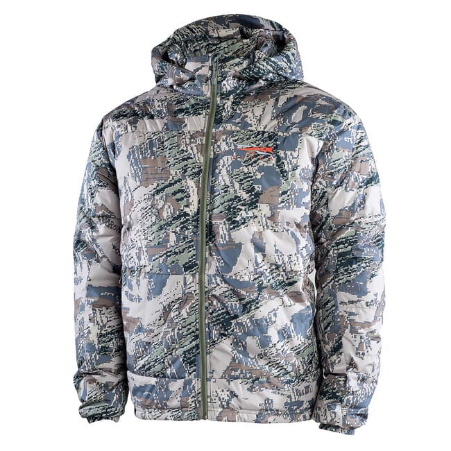 Sitka Open Country Kelvin Down WS Hoody Optifade Open Country Medium 30057-OB-M
