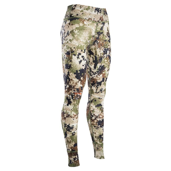 Sitka Women's Merino Core Lt Wt Bottom Optifade Subalpine 10060-SA