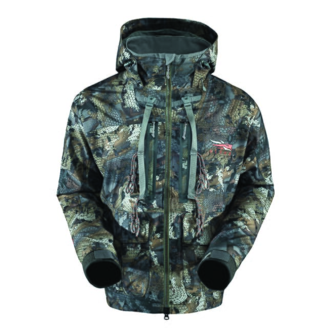 Sitka Delta Wading Jacket Optifade Timber Small|50119-TM-S
