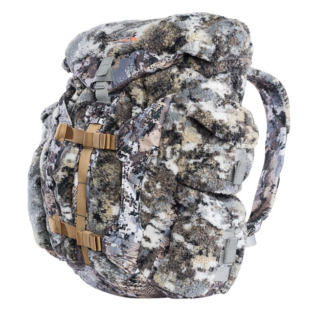 Sitka Fanatic Pack Optifade Elevated II One Size Fits All 40066-EV-OSFA