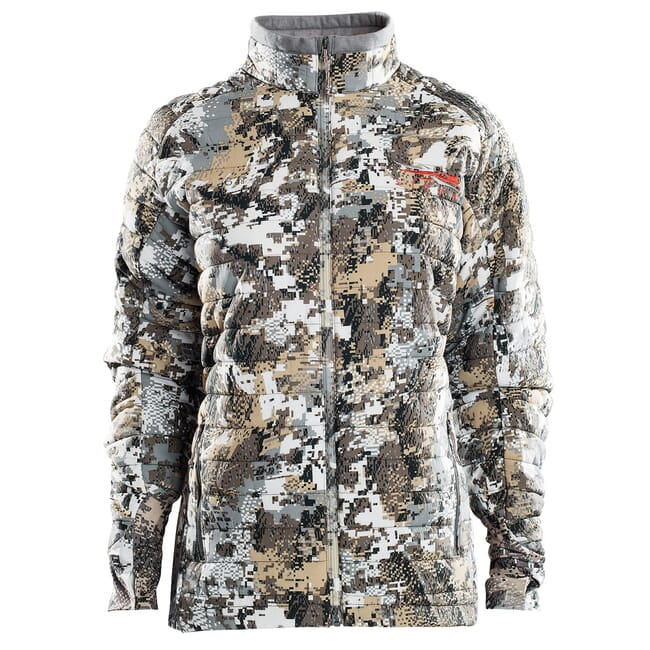 Sitka Women''s Celsius Jacket Optifade Elevated II X Small 30045-EV-XS