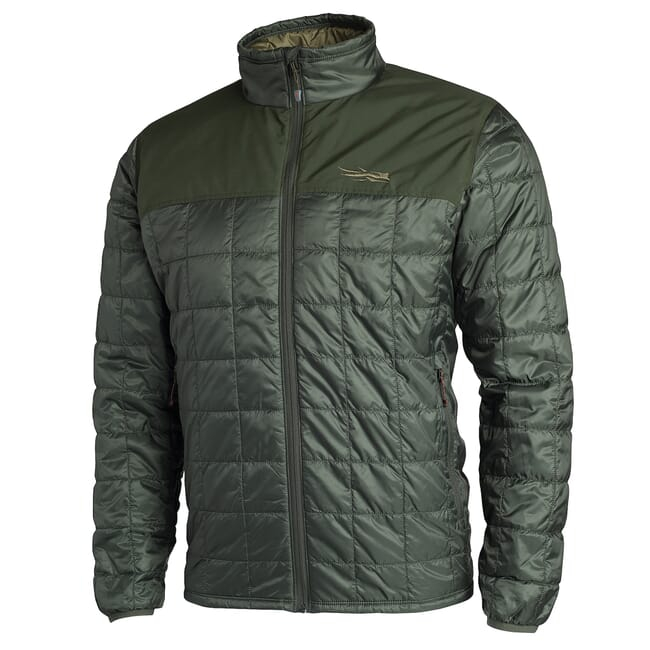 Sitka TTW Lowland Jacket Deep Olive 80016-DO