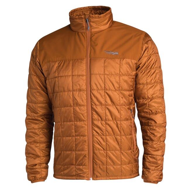 Sitka TTW Lowland Jacket Rust 80016-RU