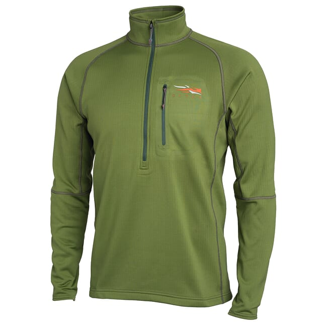Sitka Heavyweight Zip-T Forest 70017-FO