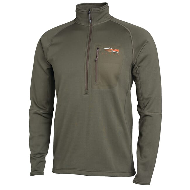 Sitka Heavyweight Zip-T Pyrite 70017-PY