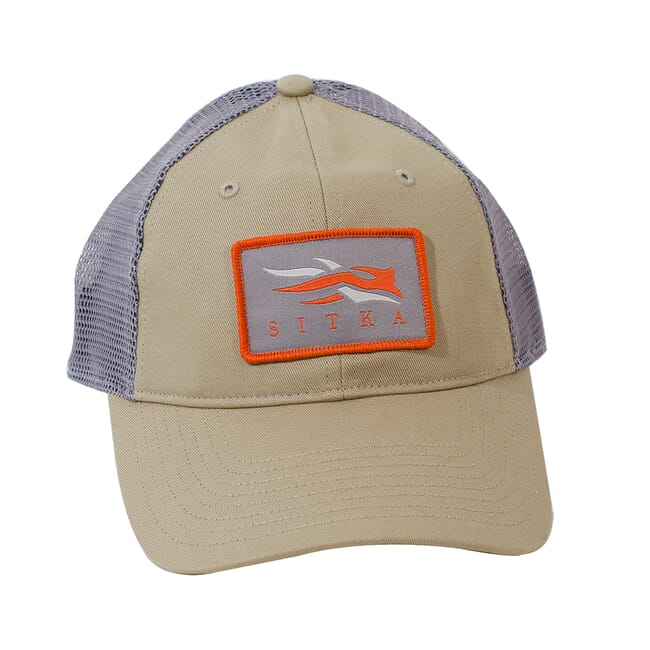 Sitka Youth Meshback Trucker Cap Sandstone One Size Fits All 90271-SS-OSFA