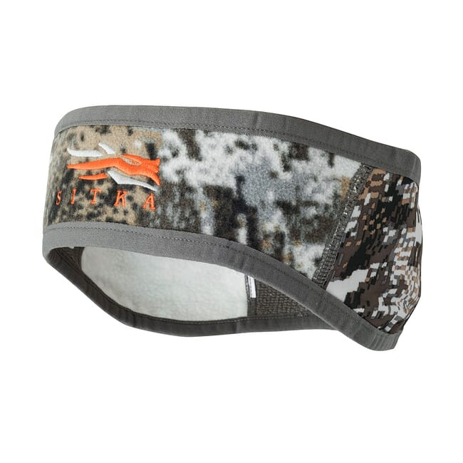 Sitka Women''s Stratus WS Headband Optifade Elevated II One Size Fits All 90196-EV-OSFA
