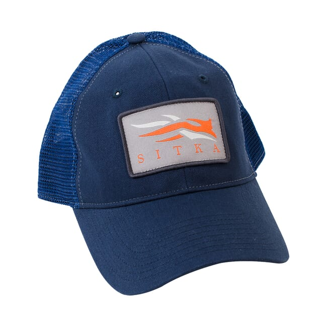 Sitka Meshback Trucker Cap Eclipse One Size Fits All 90269-EC-OSFA