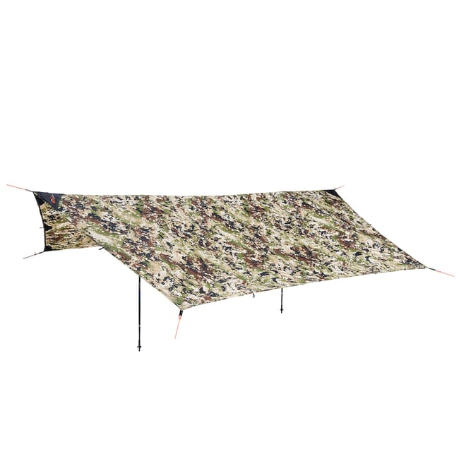 Sitka Flash Shelter 8x10 Optifade Subalpine One Size Fits All 90286-SA-OSFA
