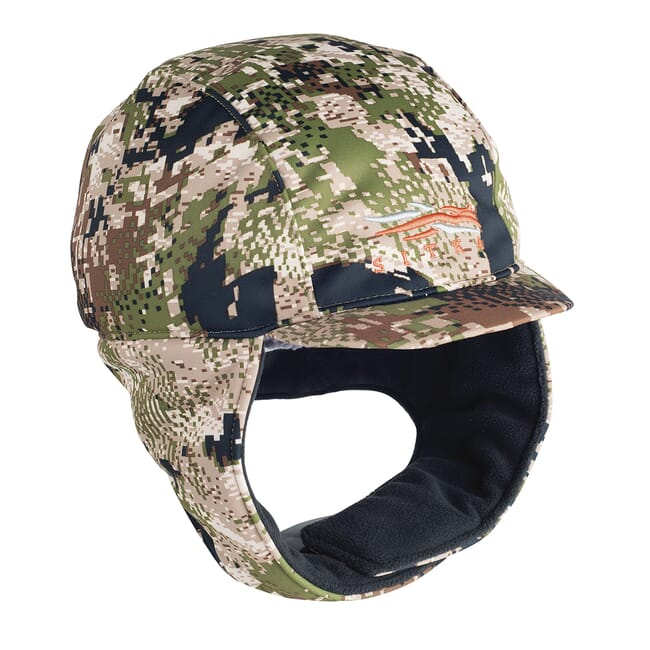 Sitka Subalpine Kamchatka Hat Optifade Subalpine One Size Fits All 90236-SA-OSFA