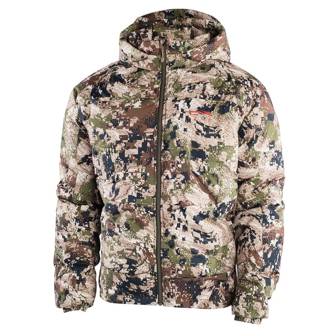 Sitka Subalpine Kelvin Down WS Hoody Optifade Subalpine Medium 30057-SA-M