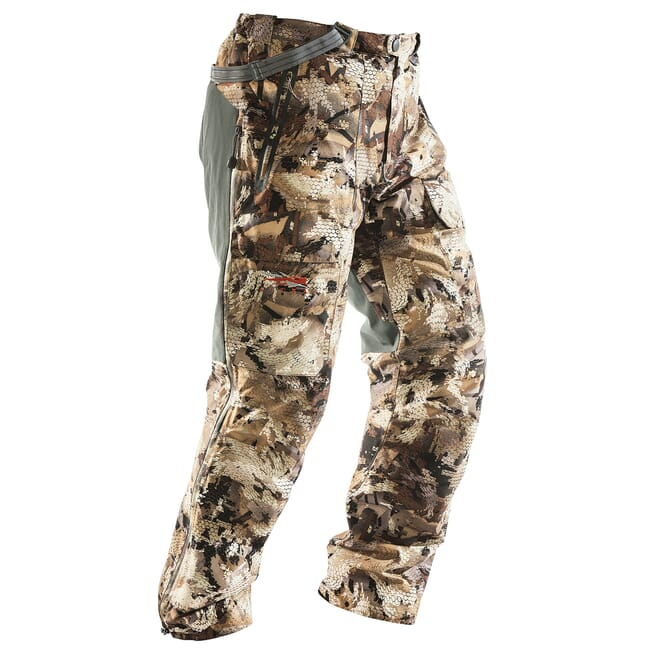 Sitka Boreal Bib Pant Optifade Waterfowl |50077-WL