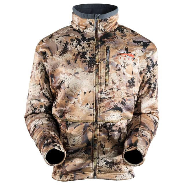 Sitka Gradient Jacket Optifade Waterfowl Small 50154-WL-S