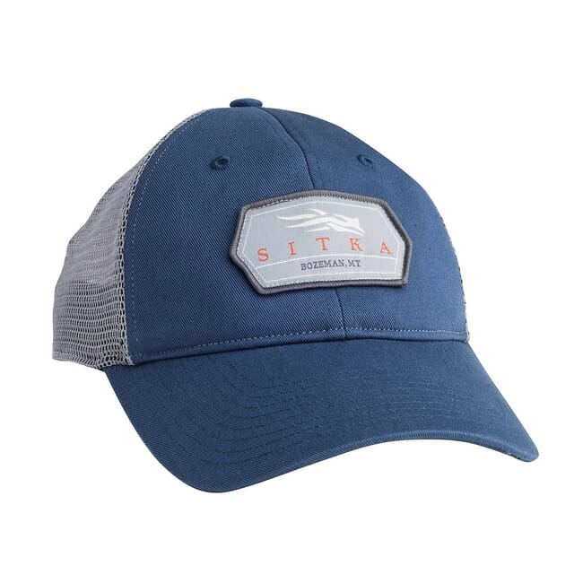 Sitka Womens Sitka Seal Meshback Trucker Cap Eclipse One Size Fits All 90232-EC-OSFA