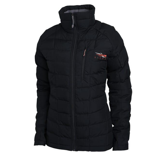 Sitka Women's Fahrenheit Jacket Sitka Black 30072-BK