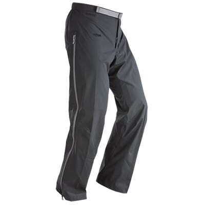 Sitka Dew Point Pant Black X Large|50052-BK-XL