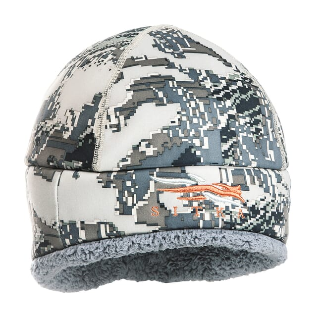 Sitka Optifade Open Country Blizzard Beanie One Size Fits All 90077-OB-OSFA