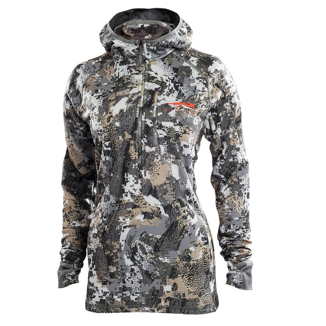 Sitka Women's Fanatic Hoody Optifade Elevated II 70021-EV