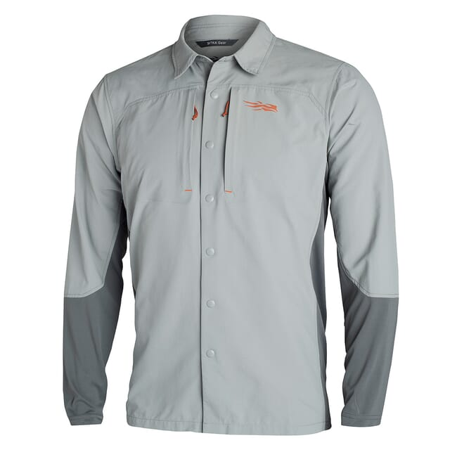 Sitka TTW Scouting Shirt Granite 80004-GT