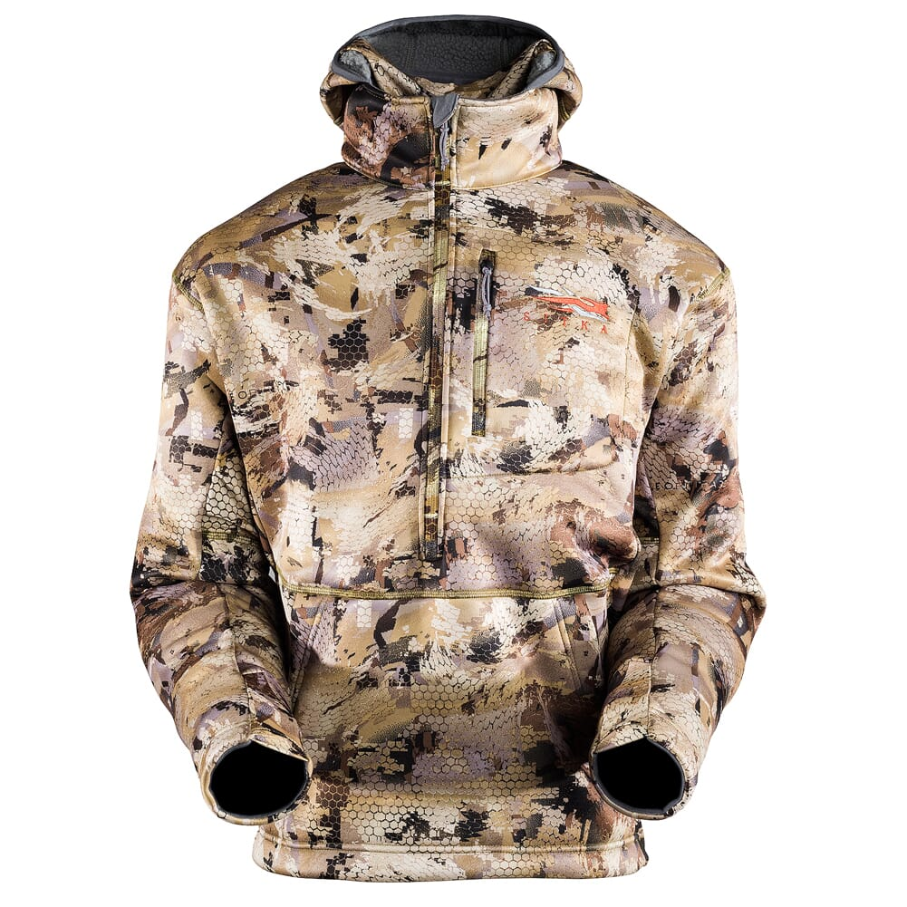 Sitka Gradient Hoody Optifade Waterfowl Large - New Without Tags 50129-WL-L