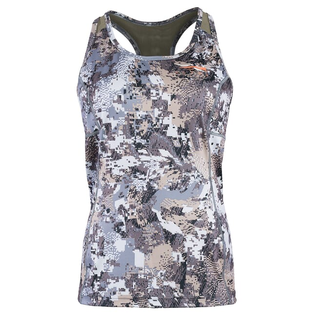 Sitka Women's Core Active Tank Optifade Elevated II 10059-EV