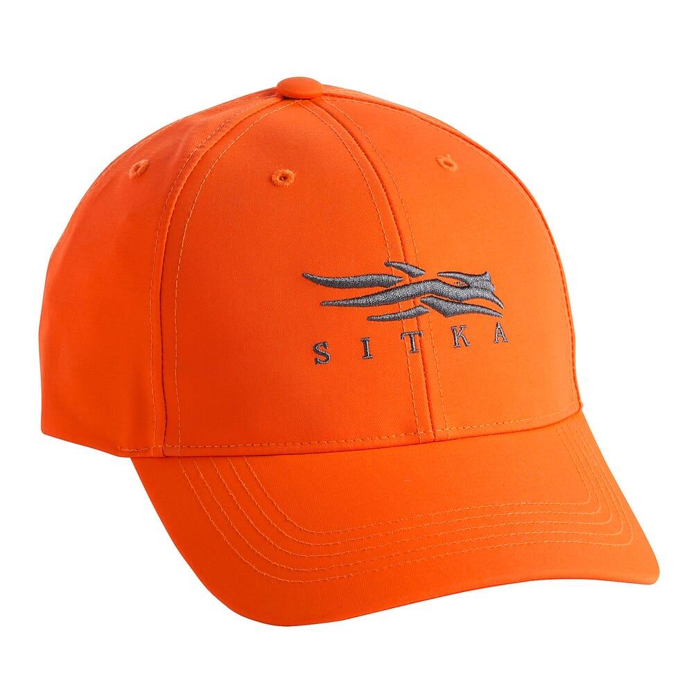 Sitka Blaze Orange Ballistic Cap One Size Fits All 90083-BL-OSFA