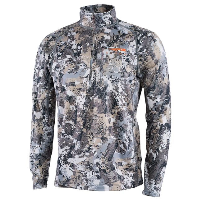 Sitka CORE Mid Wt Zip-T Optifade Elevated II 10068-EV