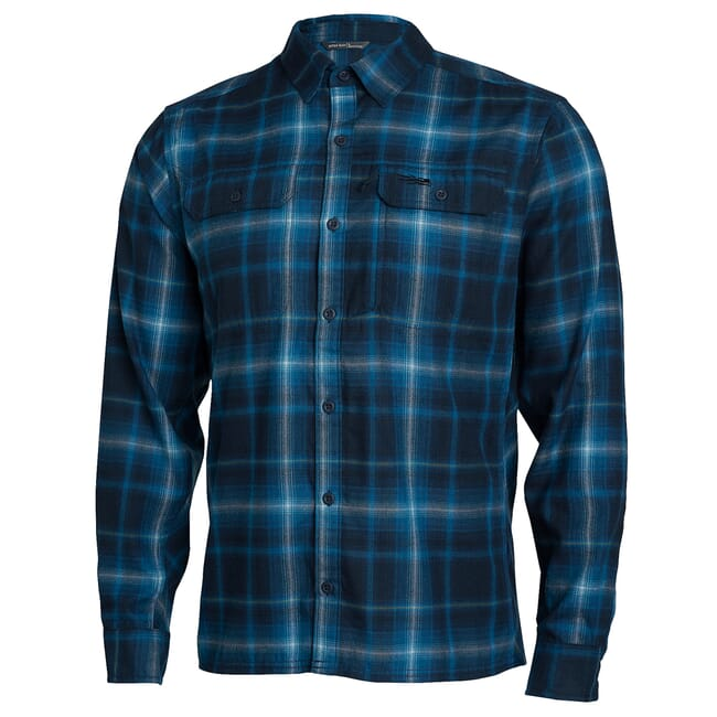 Sitka Frontier Shirt Eclipse Plaid 80011-EP