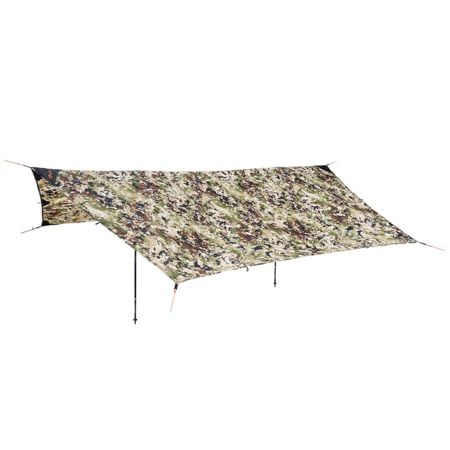 Sitka Flash Shelter 10x12 Optifade Subalpine One Size Fits All 90285-SA-OSFA