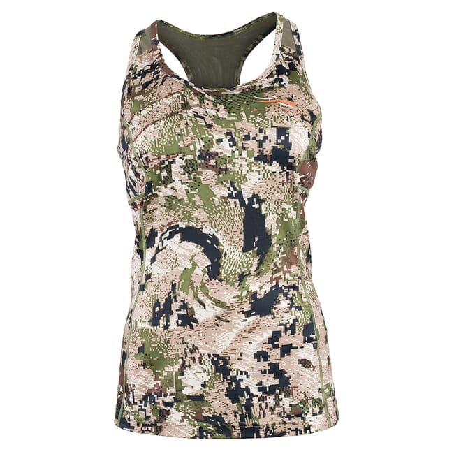 Sitka Women's Core Active Tank Optifade Subalpine 10059-SA
