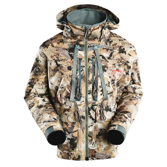 Sitka Delta Wading Jacket Optifade Waterfowl Small|50119-WL-S
