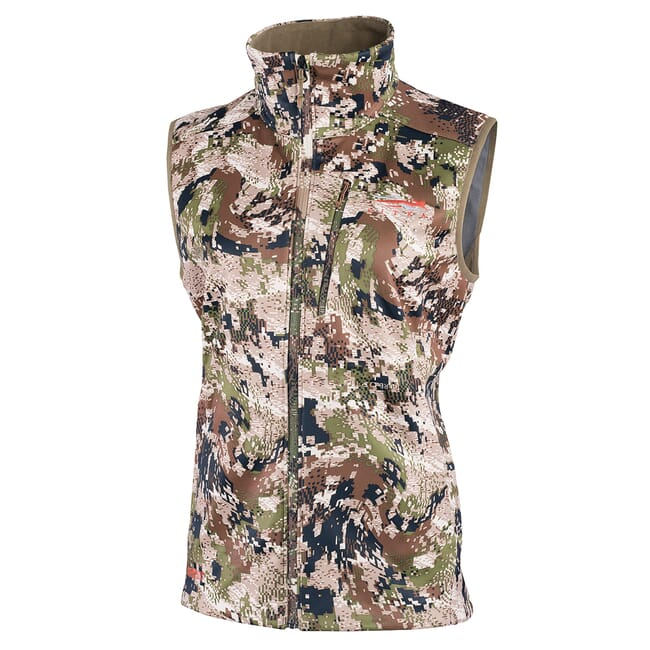 Sitka Women's Jetstream Vest Optifade Subalpine 50137-SA