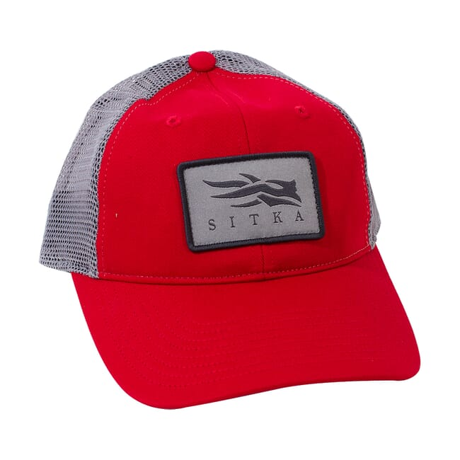 Sitka Youth Meshback Trucker Cap Fire One Size Fits All 90271-FR-OSFA