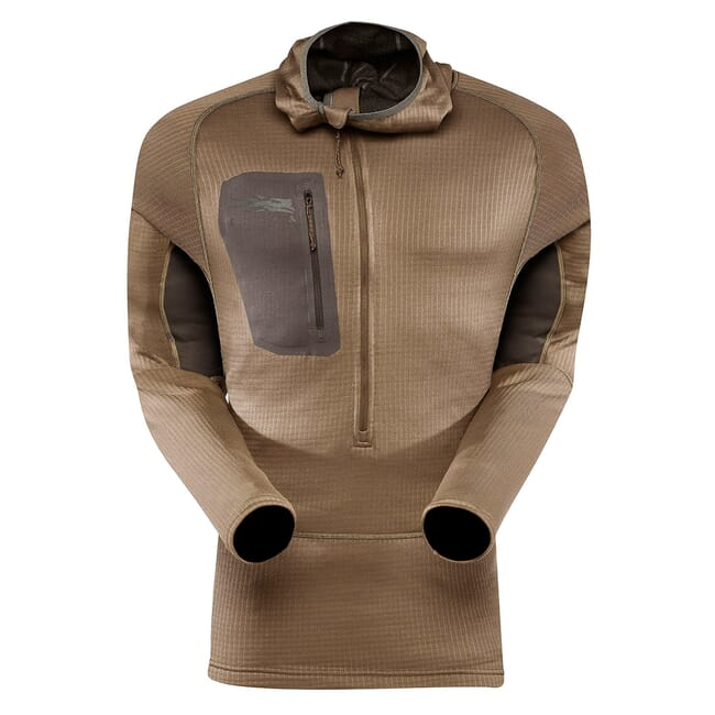 Sitka Heavyweight Hoody Dirt 70016-DT