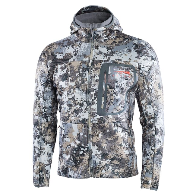 Sitka Elevated II Equinox Hoody Optifade Elevated II Large 70012-EV-L