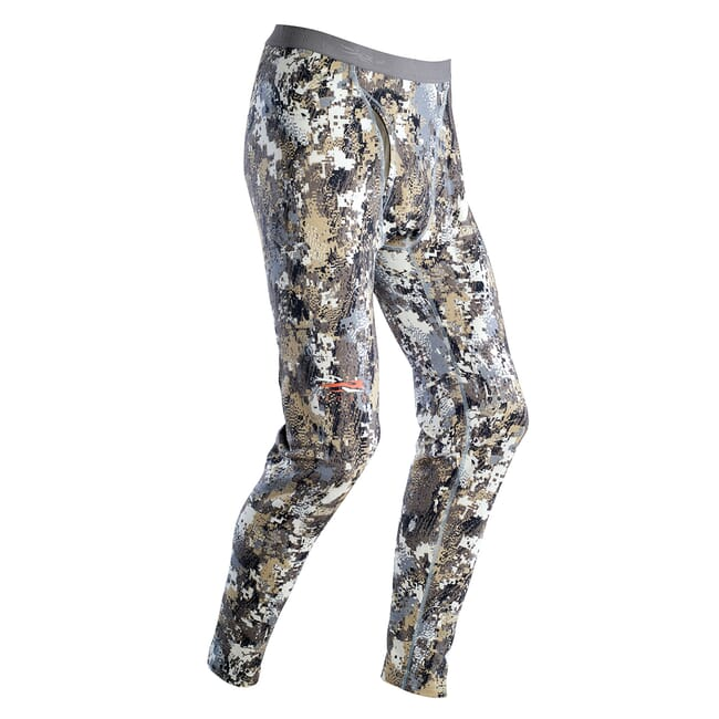 Sitka Elevated II Merino Heavyweight Bottom Optifade Elevated II Small 10073-EV-S
