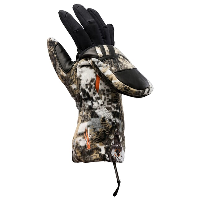 Sitka Optifade Elevated II Incinerator Flip Mitt 90091-EV