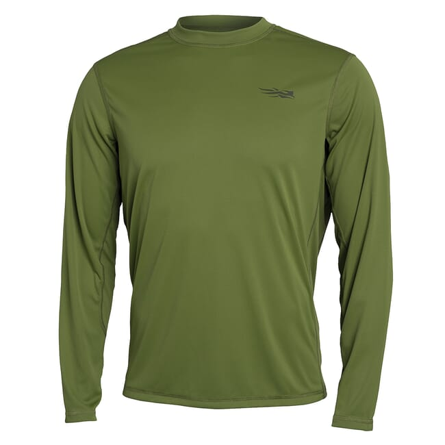 Sitka Redline Performance Shirt LS Forest 80000-FO