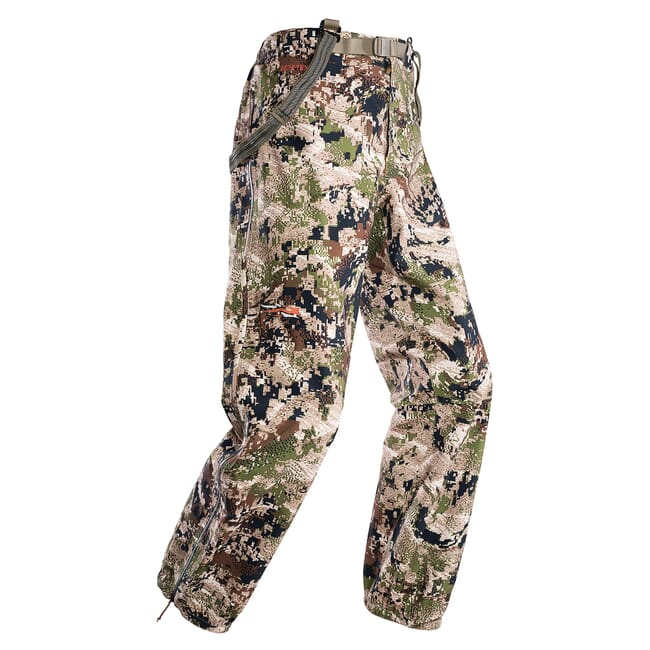 Sitka Cloudburst Pant Optifade Subalpine Small 50222-SA-S