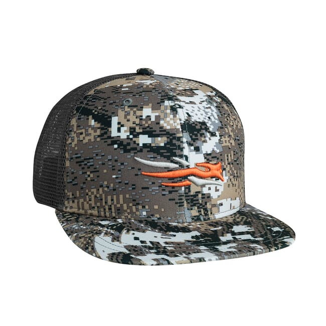 Sitka Women's Sitka Trucker Optifade Elevated II One Size Fits All 90195-EV-OSFA