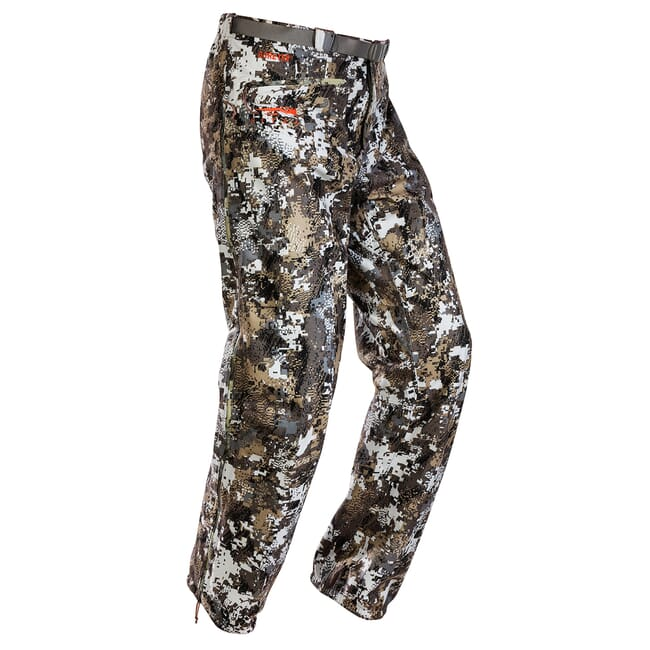 Sitka Downpour Pant Optifade Elevated II Small|50082-EV-S