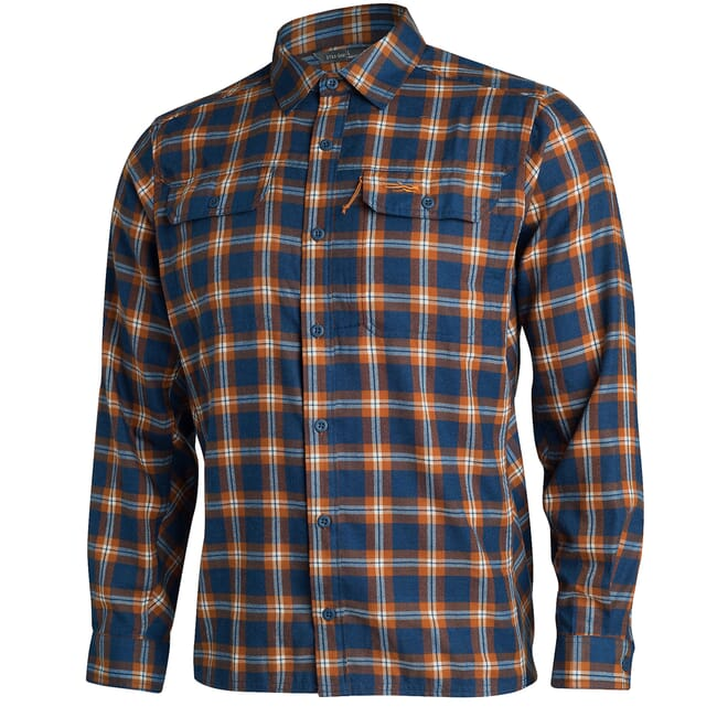 Sitka TTW Frontier Shirt Midnight Plaid 80011-MP