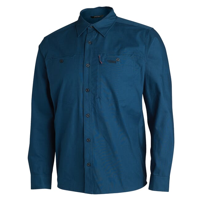 Sitka TTW Harvester Shirt Midnight Large 80010-MT-L