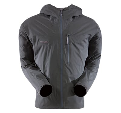 Sitka Dew Point Jacket Lead Medium|50051-PB-M