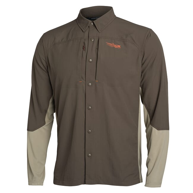 Sitka Scouting Shirt Bark 80004-BA